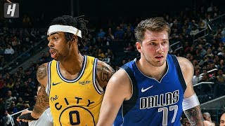 Dallas Mavericks vs Golden State Warriors - Full Game Highlights | December 28 | 2019-20 NBA Season
