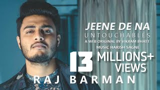 "Loved singing this song composed by harish sagne for untouchables. an web series vikam bhatt, enjoy amazing jeene de na from the new ""unt..."