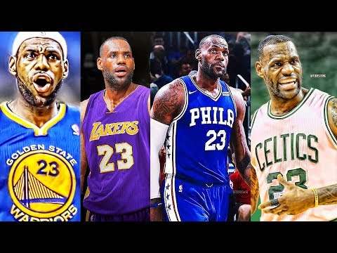 LeBron James Top 10 Teams He Should Join During NBA Free Agency in 2018 | NBA Free Agency 2018
