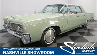 708 NSH 1964 Chrysler Imperial Crown