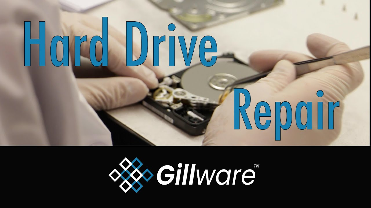 Hard Drive Repair: How Data Recovery Experts Fix a Hard Drive