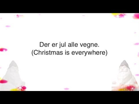 Learn Danish - 110 Christmas, winter and New Year phrases! - YouTube