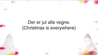 Learn Danish - 110 Christmas, winter and New Year phrases!