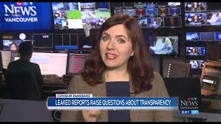 Leaked documents raise transparency questions