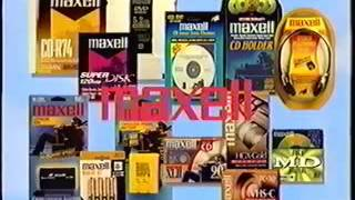 Excerpt from Maxell VCR Head Cleaner (Version #3)