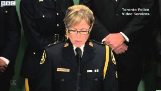 BBC News   Police hail success of Canada child porn investigation