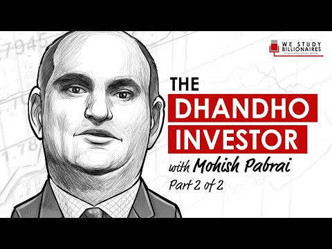TIP121: SUPER-INVESTOR MOHNISH PABRAI (PART 2)