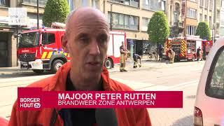 Uitslaande brand op Turnhoutsebaan