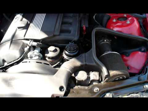 2000 bmw 323i cold air intake
