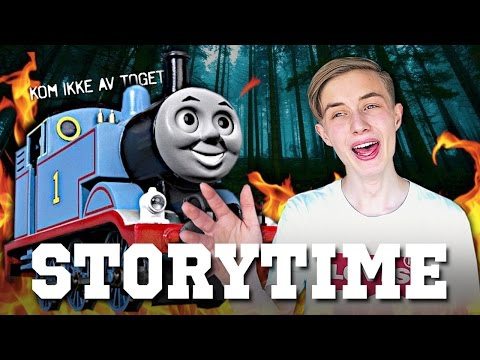 KOM IKKE AV TOGET! - Story Time Norsk