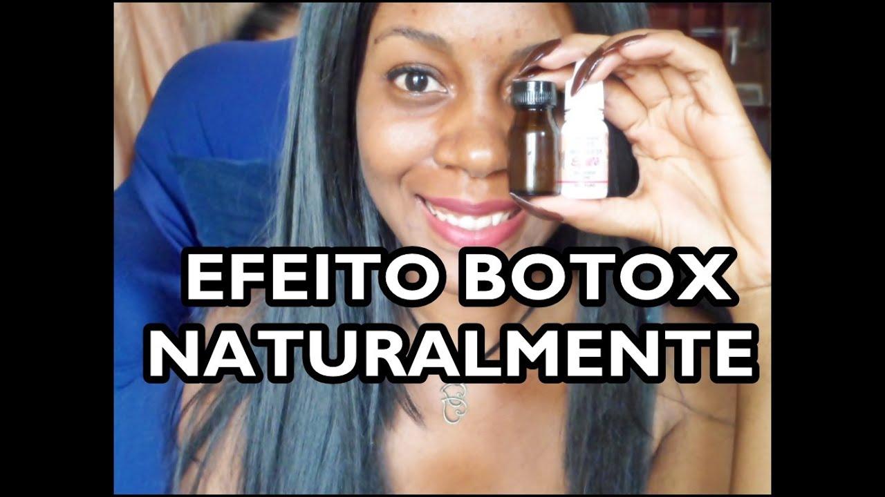 Botox Caseiro E Inedito Para O Rosto Rejuvenesce E Clareia Manchas