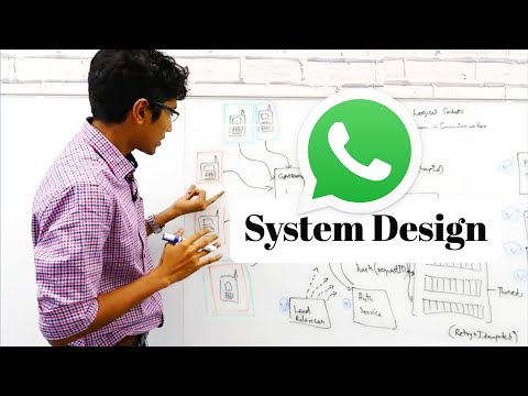 Whatsapp System Design: Chat Messaging Systems For Interviews