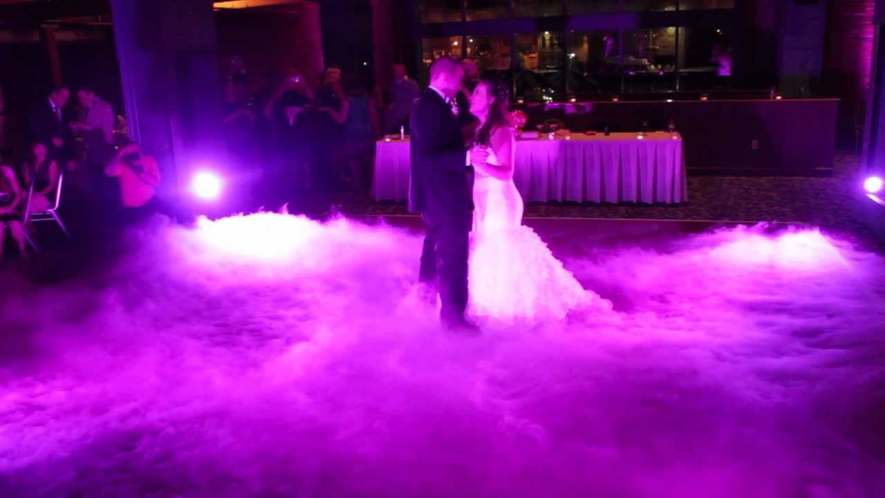 U Tube Wedding Dances.Wedding Djs Lighting Dancing In The Clouds At Windows On The River In Cleveland