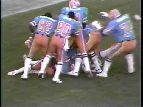 1983 USFL New Jersey Generals at Oakland Invaders