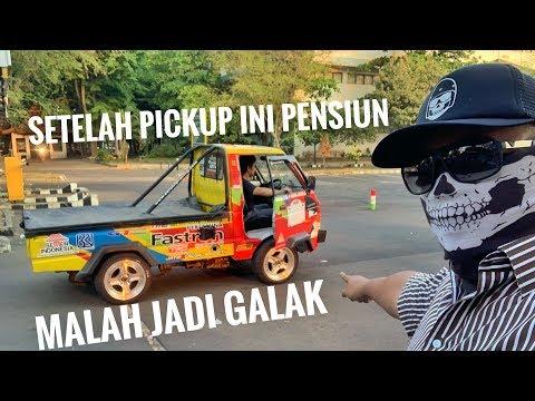 Pickup ngesot
