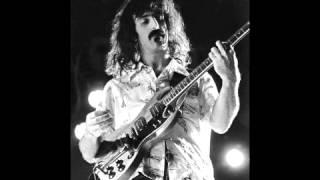 Frank Zappa 10 24 75 Providence RI