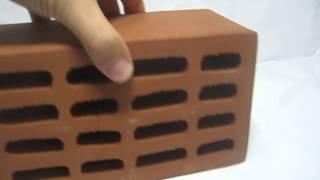 Кирпич на Закаменной Красный(Кирпич керамический утолщенный лицевой пустотелый М-100-150 красный --- Производство: Производство кирпича..., 2015-07-24T04:17:51.000Z)