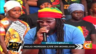 ONE LOVE   Mojo Heritage talks about his collaborative new music