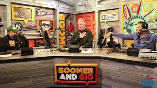 Taz goes off on Boomer and Gio 11/16/18