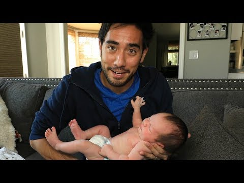 We had a BABY! - Meet Zach King's Newest Son!