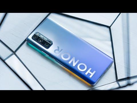 Смотрим на Honor 30 Pro+ — презентация и первый взгляд