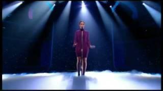 The X Factor - Rebecca Ferguson - Feeling Good - Live Shows Episode 2 (16/10/10)
