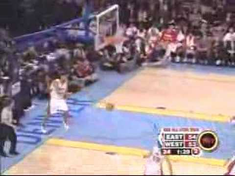 Vince Carter - Dunk in 2005 All-Star Game