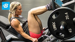 IFBB Bikini Pro Amy Updike's Lower Body Workout