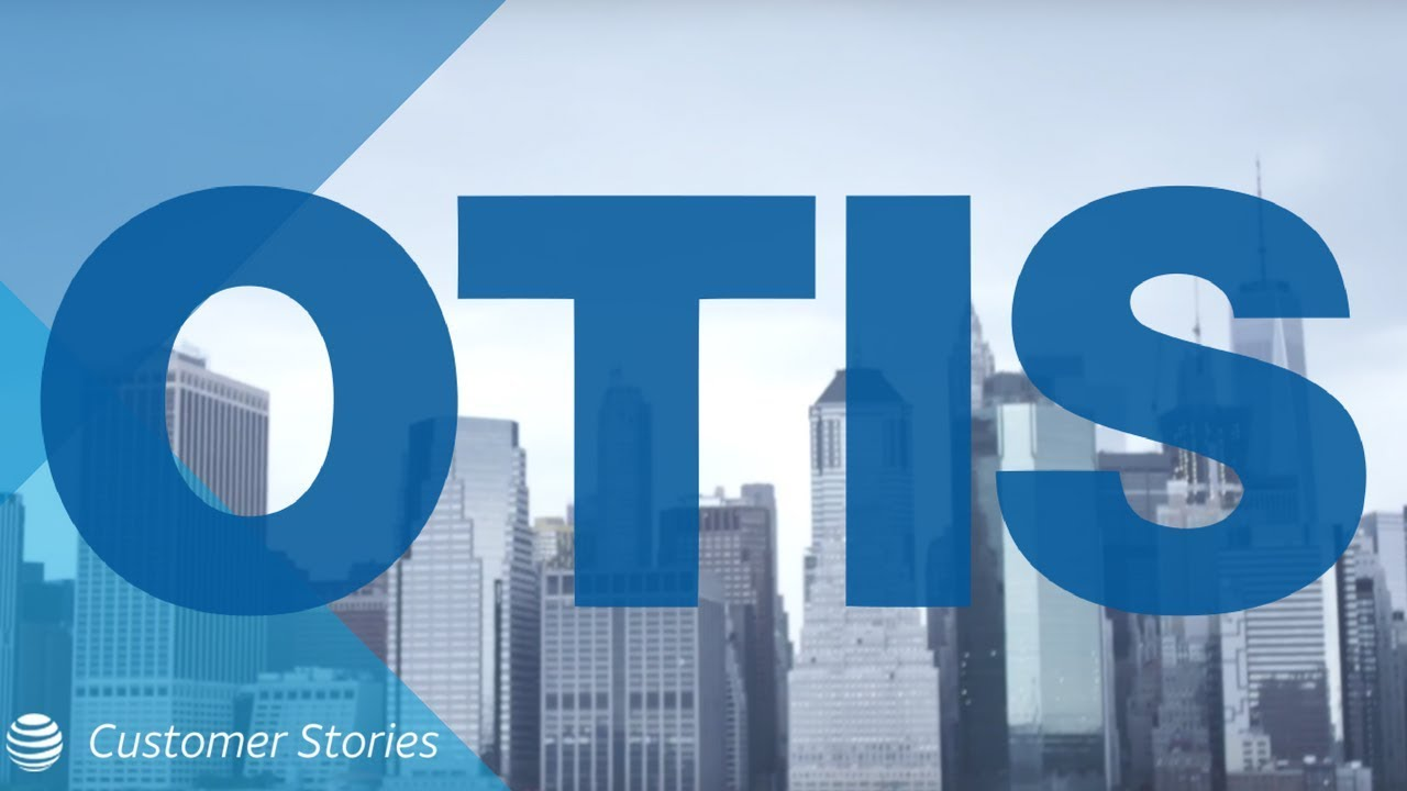 Elevator Company Otis Gets Lift From Technology | AT&T Customer Stories