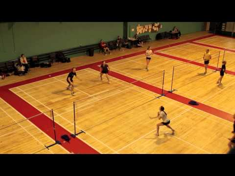 National Deaf Badminton Championships 2013