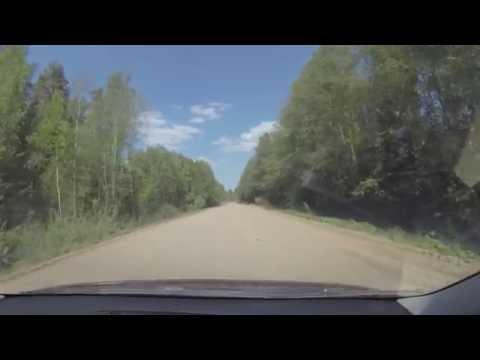 Дорога Р1 Луга - Любань
