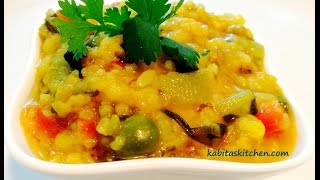 Vegetable Dalia Recipe-cracked Wheat Khichdi For Baby,toodler,kids-indian Healthy Baby Food Recipe