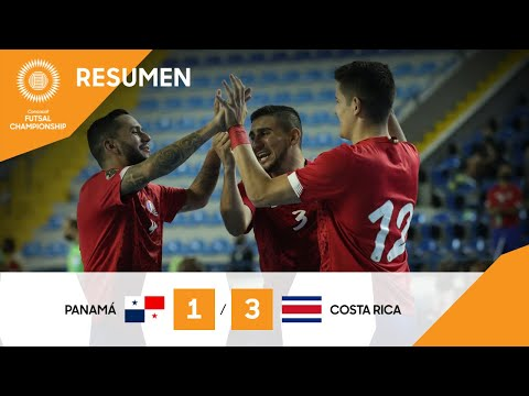 CFC 21: Panamá vs Costa Rica