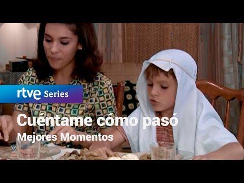 Cuéntame Cómo Pasó: 1x02 - Mejores Momentos | RTVE Series