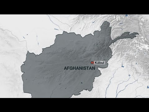 Suicide Blast Targets Voting Center in Afghan Capital, Kabul