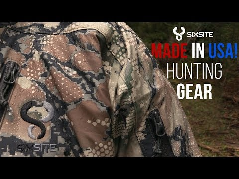 Hunting Gear Review - American Made By Sixsite
