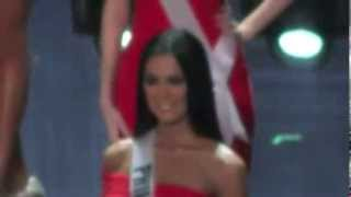 Filipino fans reaction while watching Ariella Arida, miss universe philippines 2013