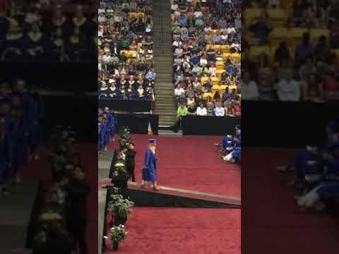Alyssa - Wayzata High School Graduation June 2018