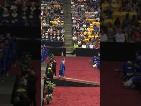 Alyssa - Wayzata High School Graduation June 2018