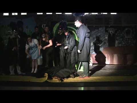 Witch Melts - Wizard of Oz Tolsia High School