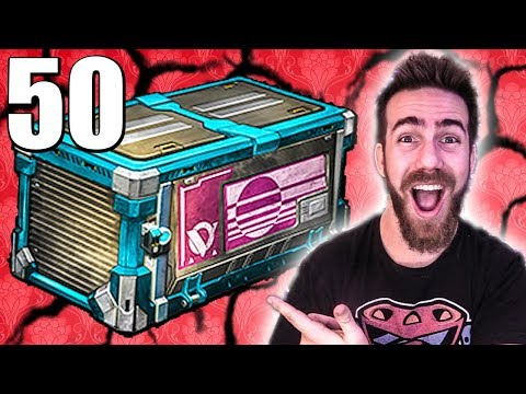 50 VELOCITY ROCKET LEAGUE CRATE OPENING (BIRTHDAY FINALE)