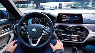 BMW 5 Series 2017 Self Driving Car Demonstration Real Roads BMW Self Driving Car CARJAM TV thumbnail
