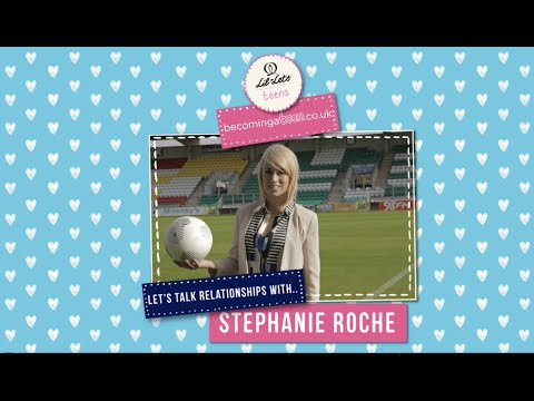 Let's Talk...Relationships with Stephanie Roche