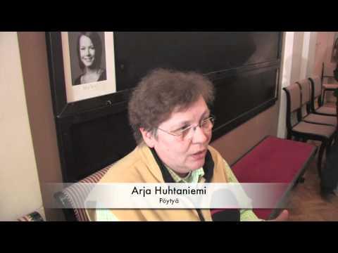 Arja Huhtaniemi