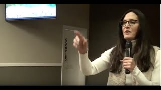 Margie Fleurant - The Gift of Speaking In Tongues - Life Church
