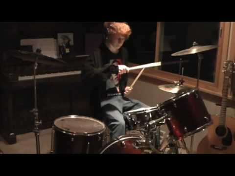 Foals - Olympic Airways Drum Cover