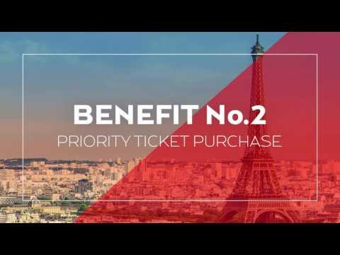 David Luiz - MyParis Saint-Germain: Benefit number 2