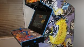 Mame Cabinet - How To Build A Mame Arcade Cabinet Updated
