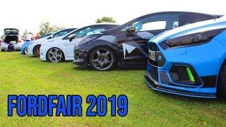 Ford Fair 2019 - Silverstone Circuit