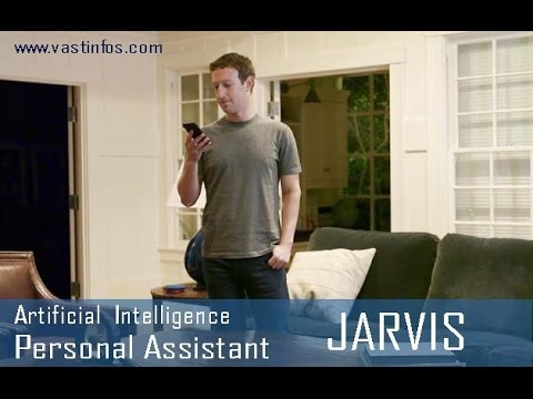 Mark Zuckerberg's AI - Personal Assistant - Jarvis - Home Automation